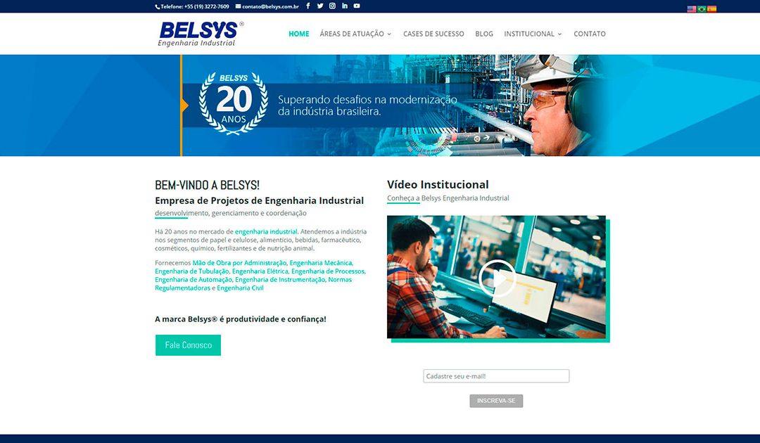 Belsys Engenharia Industrial