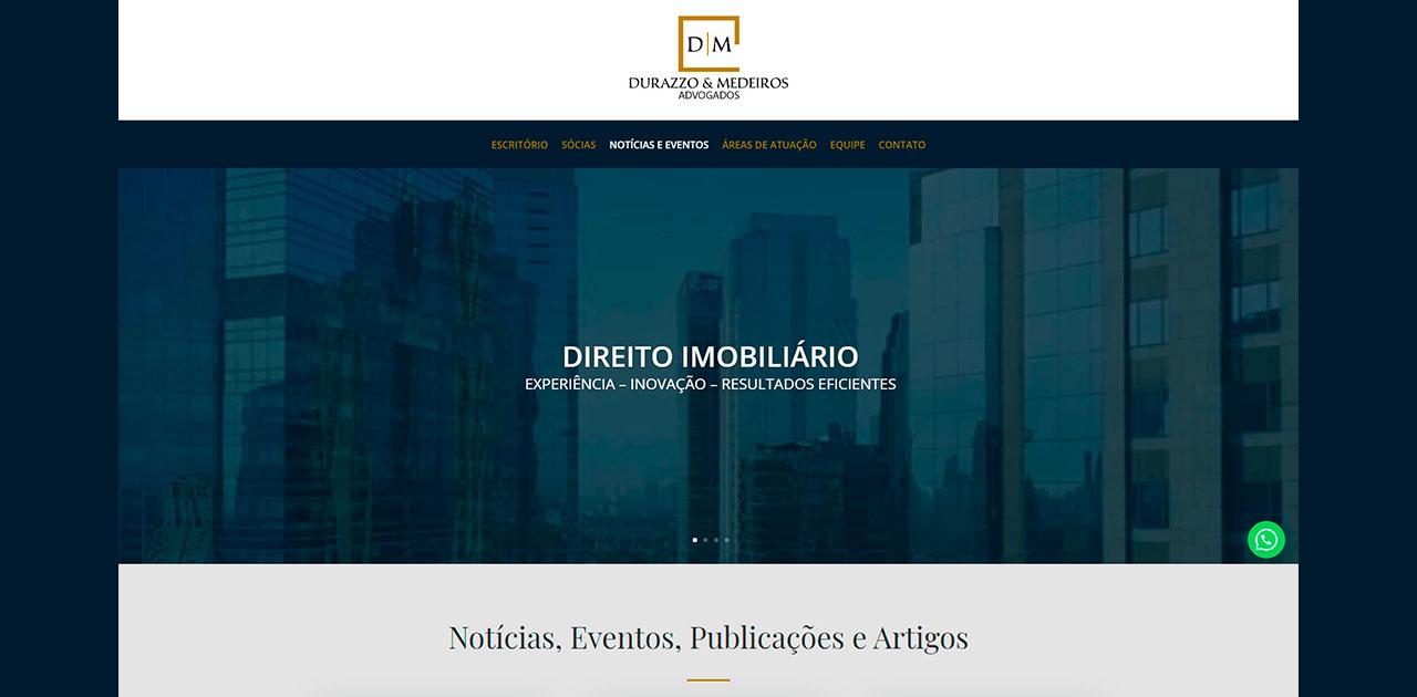 Durazzo & Medeiros - Escritório de Advogados